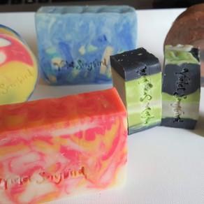 New Soaps Are Here!