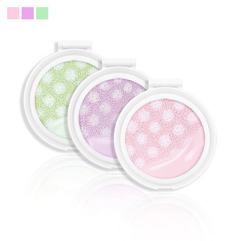 Botanic Farm Dot Art Collection CC Cushion Refill [Purple]