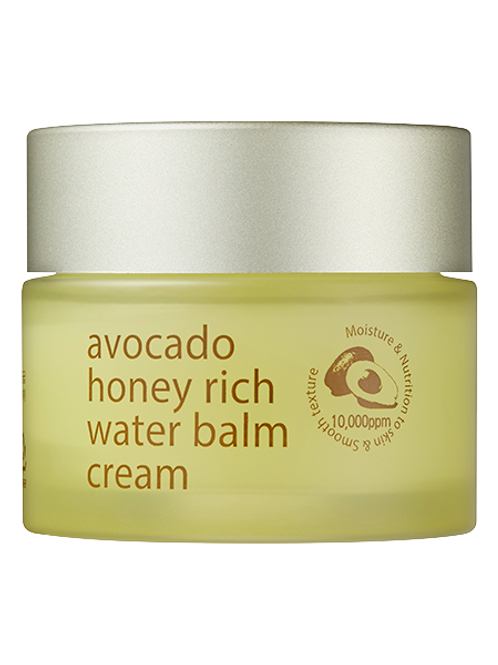 Botanic Farm Avocado Honey Water Balm Cream