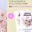 Thumbnail: Botanic Farm Natural Energy Mask Sheet - Cherry blossom (Set of 5)