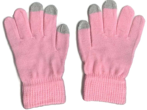 Smart Texting Stylus Winter Gloves for All Touch Screen Devices 1 Size Fits All