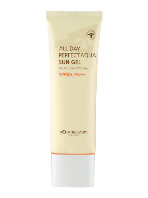 Botanic Farm All Day Perfect Aqua Sun Gel [SPF 50+, PA+++]