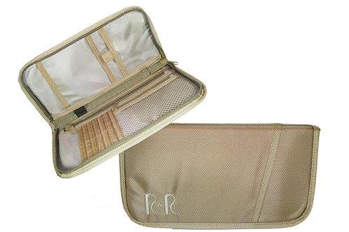 R & R Passport Wallet/Travel Holder, Pack of 2