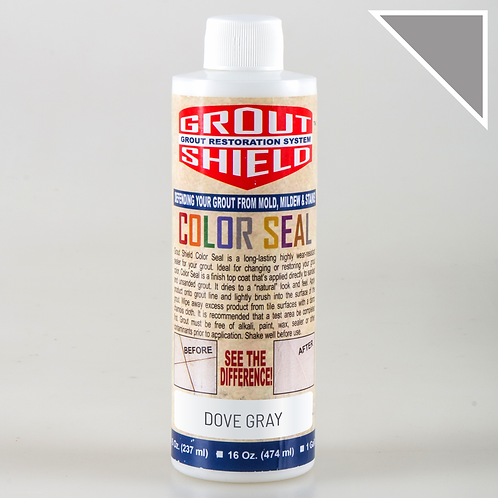 Color Seal_8oz Bottle_Covers up to 250 sq.ft. (Dove Gray)