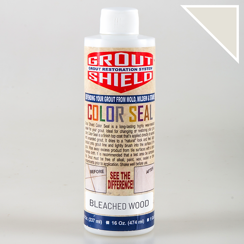 Color Seal_8oz Bottle_Covers up to 250 sq.ft. (Bleached Wood)