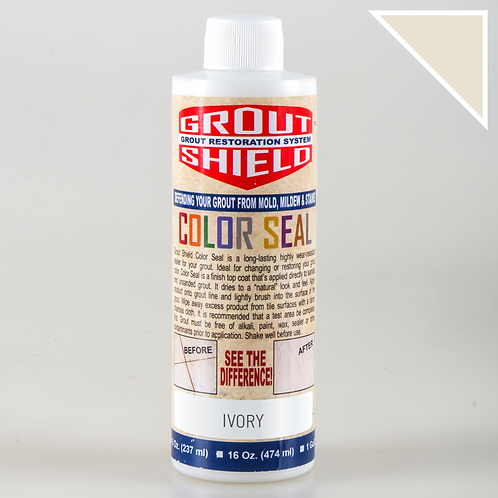 Color Seal_8oz Bottle_Covers up to 250 sq.ft. (TEC Ivory)