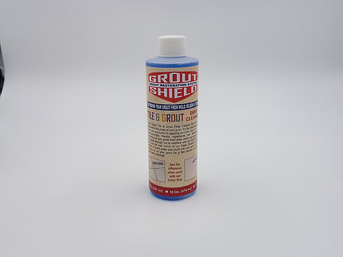 Tile & Grout Deep Cleaner (8oz)