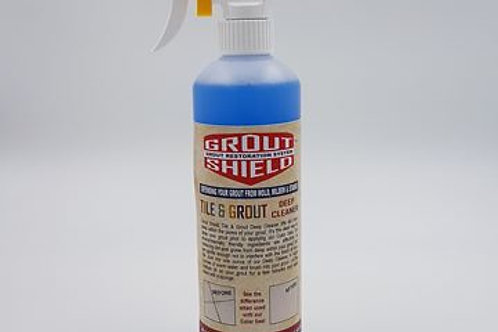 Tile & Grout Deep Cleaner (16 oz)