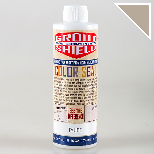 Color Seal_8oz Bottle_Covers up to 250 sq.ft. (TAUPE)