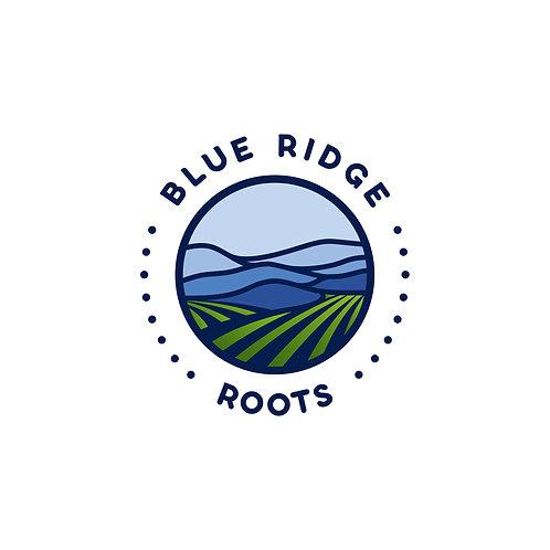 Blue Ridge Roots Produce Basket