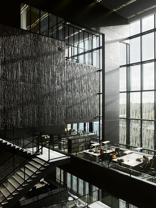 will pryce, utrecht university library, 2004, utrecht, netherlands (2011)