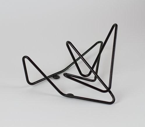 fredrikson stallard, coat hook #1 (black) prototype (2001)