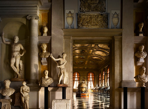 will pryce, biblioteca marciana, 1564, venice, italy (2011)