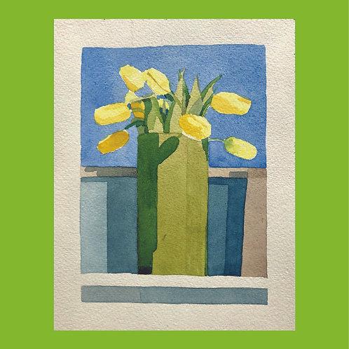 kit allsopp, untitled (cut tulips iii) (1980s)
