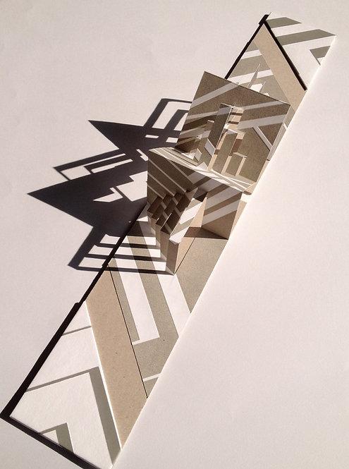lucy annan, ziggurat (2016)