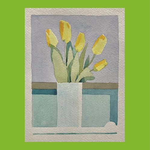 kit allsopp, untitled (cut tulips ii) (1980s)