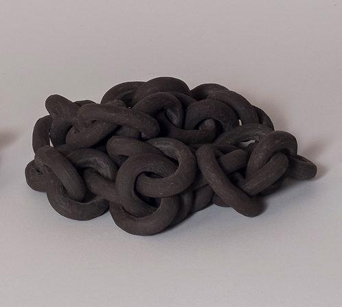 william martin, charcoal chain (2017)