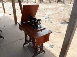 Sewing in LaPintada