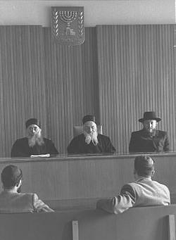 הרבנות בישראל