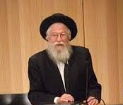 Rebbie Zalman Nechemia Goldberg