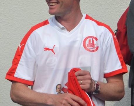 Cédric SAVARY au poste de Responsable de l'École de football de l'Entente Sportive Coutançai
