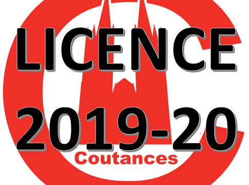 Licences 2019-20
