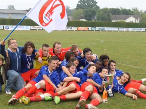 Coupe Basse Normandie, sur la trace des anciens de 2010-2011.