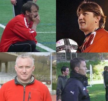 Staff saison 2016-2017