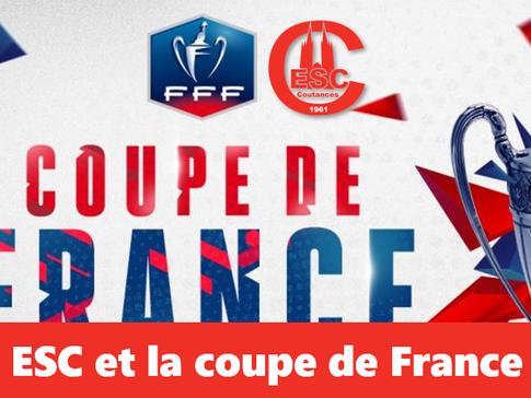 L'Historique de l'ESCoutances en Coupe de France