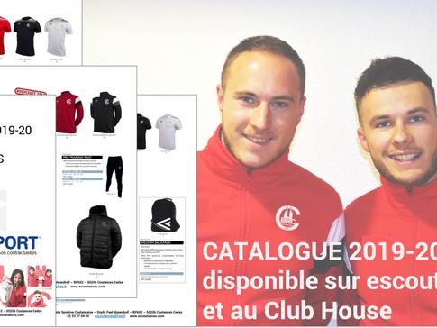 Catalogue UMBRO ES Coutances 2019-20