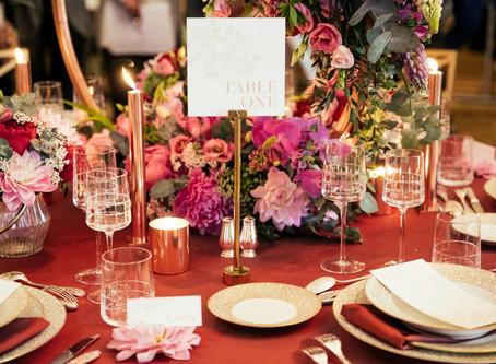 Le retour du Wedding Table Contest par Fabiola