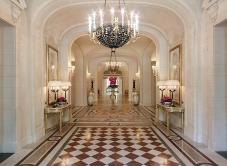 Le Shangri-La Hôtel Paris, un lieu historique classé au patrimoine
