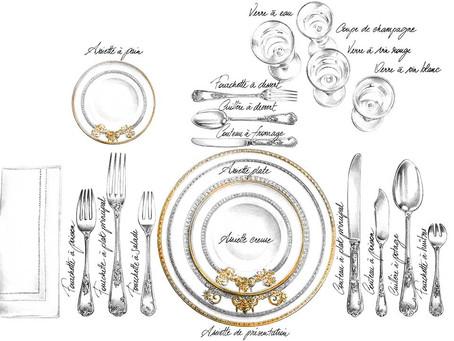 L'Art de la table en France, une véritable histoire - PART 2