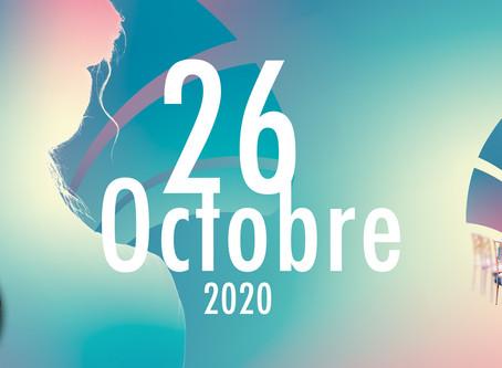 COVID-19 : REPORT DU WEDDING TABLE CONTEST AU 26 OCTOBRE 2020
