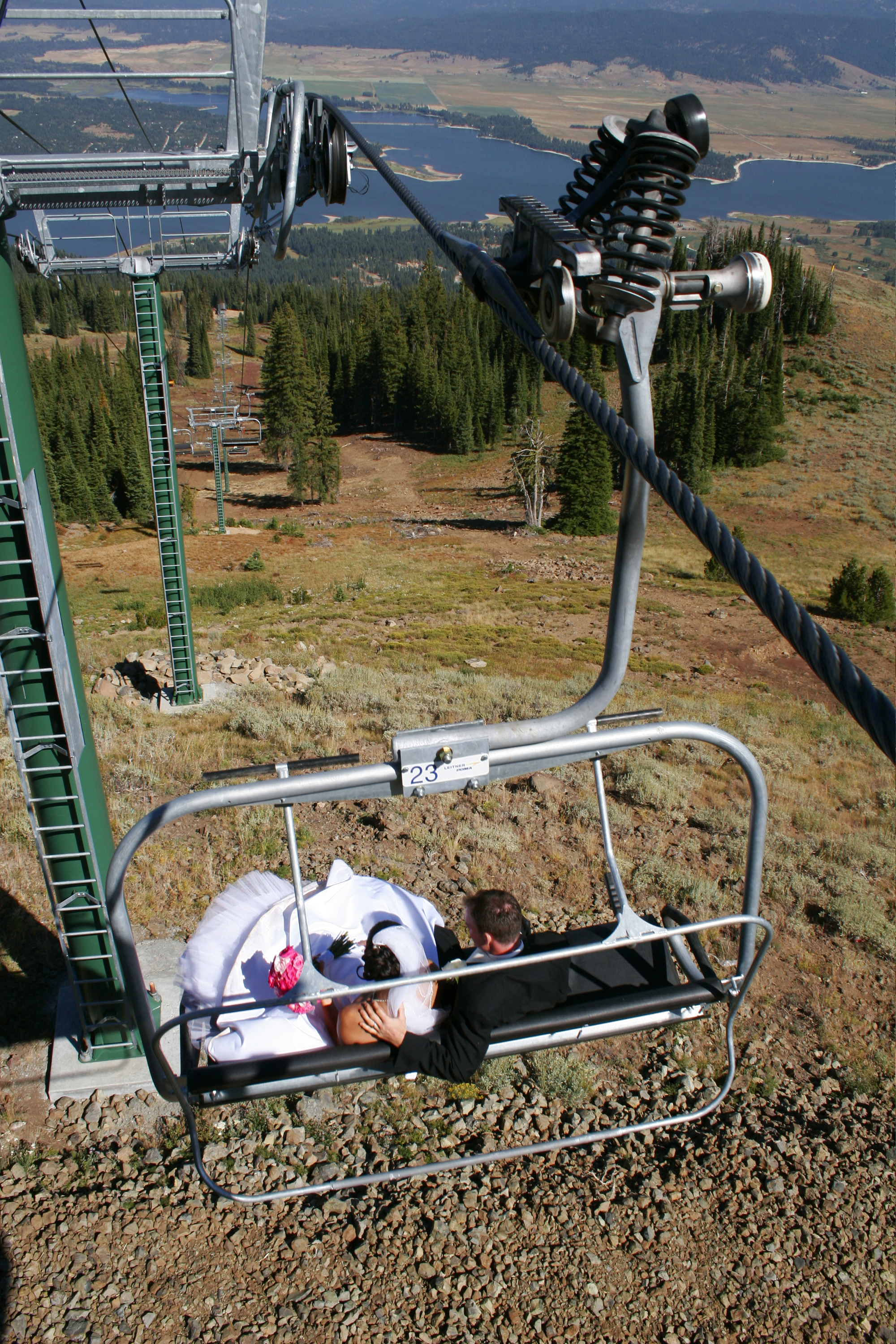 Scenic Chairlift Ride
