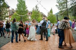 Courtyard Dancing