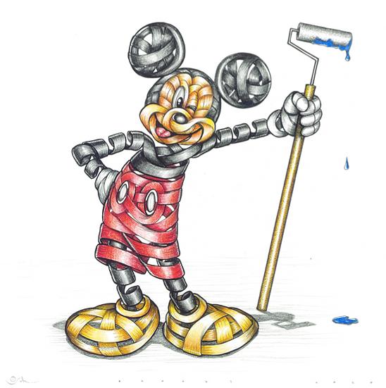 Otto Schade - Mickey Mouse