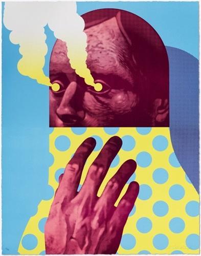 Michael Reeder - Last Gasp (Blue)