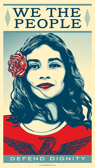 Shepard Fairey - We The People