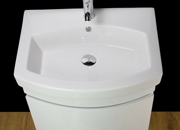 Vanity Unit Cabinet Basin Sink Bathroom Wall Hung Mounted