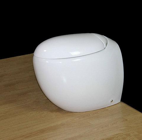 Phenomenal Toilet Egg Design Soft Close Seat Cover Bralicious Painted Fabric Chair Ideas Braliciousco