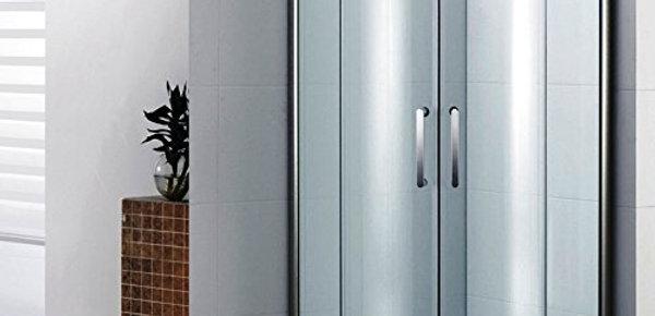 Shower Enclosure Quadrant Curved 800 MM
