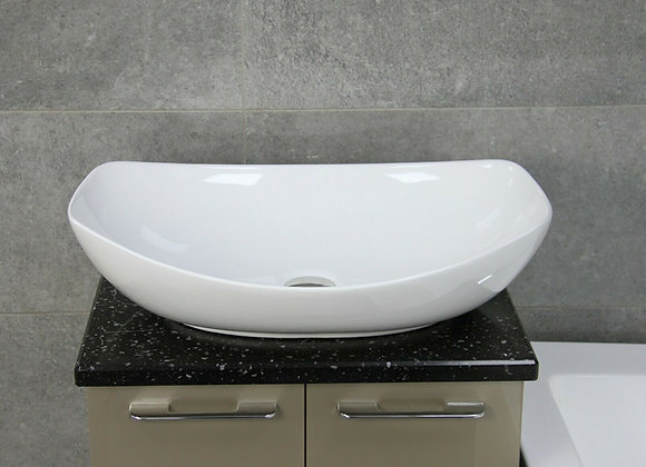 Basin Sink Bathroom Countertop Cloakroom Bowl