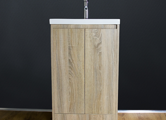 Vanity Cabinet Basin Sink Bathroom Floor mounted