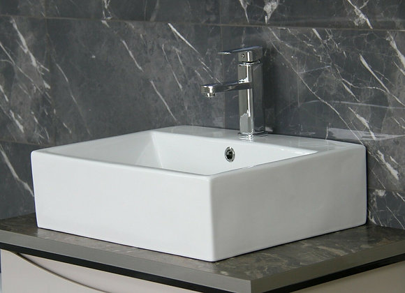 Basin Sink Countertop Wall hung mounted