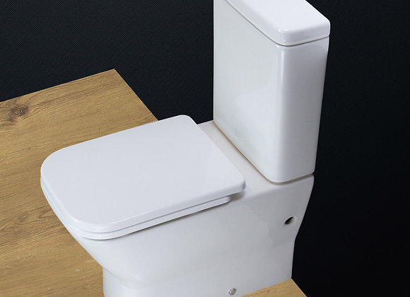 Toilet WC Close Coupled