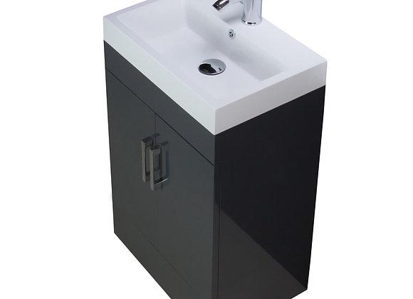 Vanity Unit Cabinet Basin Sink Square 500 MM