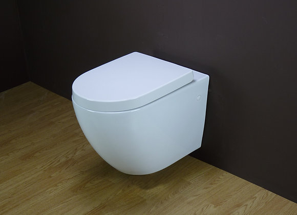 Toilet Wall Mounted Soft Closing Seat
