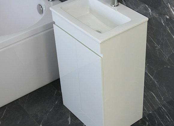 Vanity Cabinet Basin Sink Bathroom Cloakroom