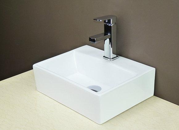 Wash Basin Countertop Wall hung Sink